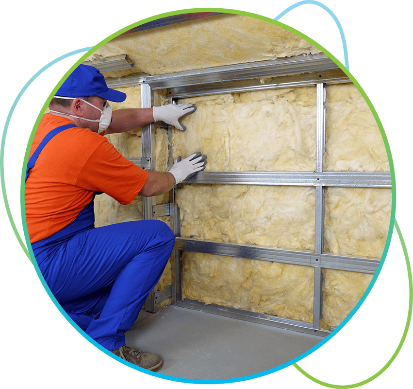 Commercial Insulation  Installer Seattle | Airganic