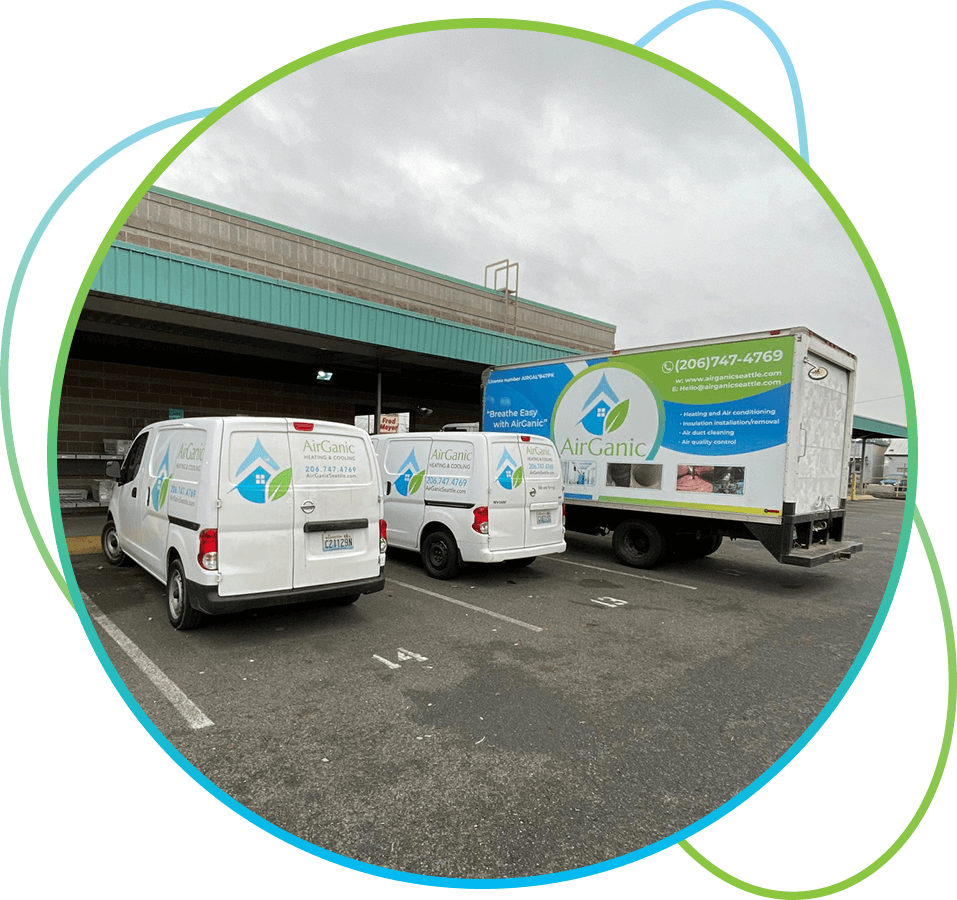 Commercial HVAC Installation Seattle | airganic