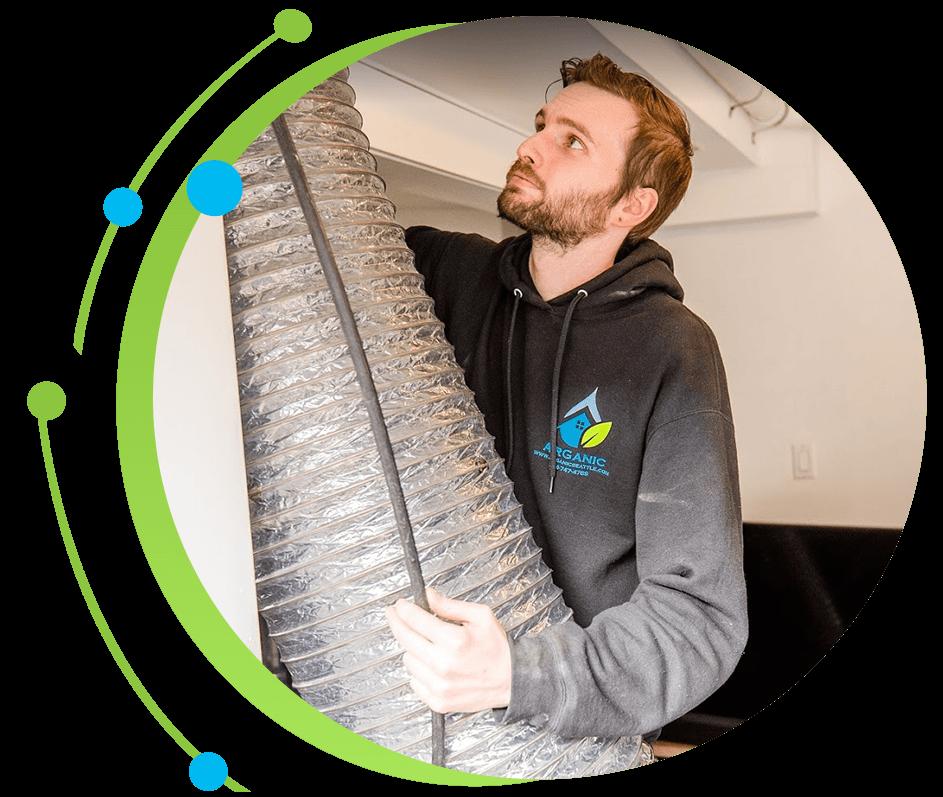 Akir Duct Cleanig Seattle | Airganic