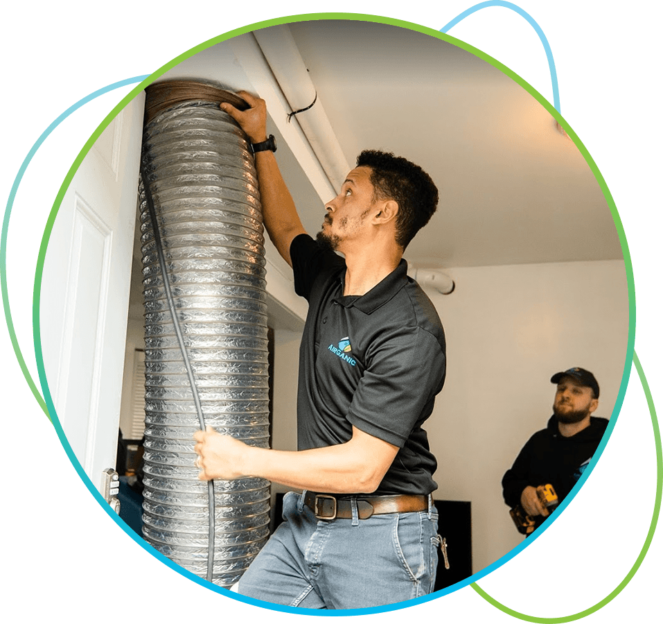 Duct Cleaning Service | Tacoma | AirGanic