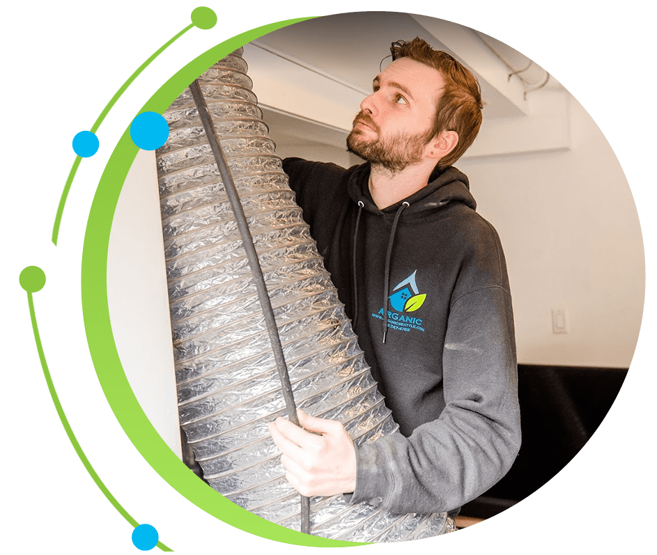 Tacoma Commercial Air Duct Cleaning  AirGanic