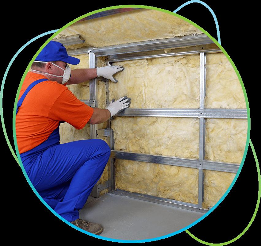 Tacoma Insulation Installer  aiganic
