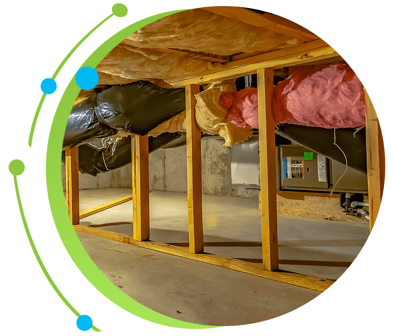crawl Space Inspection Seattle  |Airganic