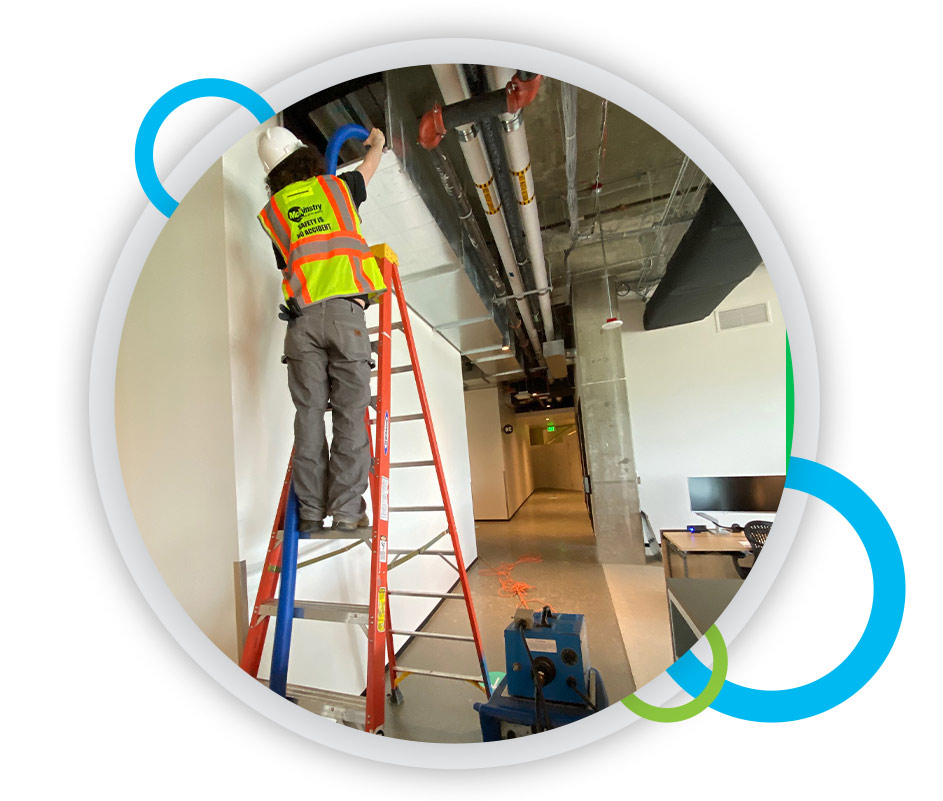 Commercial Air Duct Cleaning Service Airganic