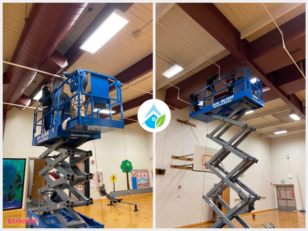 Commercial Duct Cleaning Seattle WA